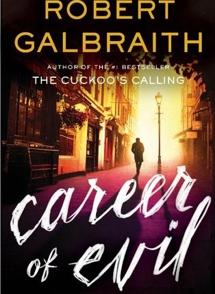 Career of Evil – RobertGalbraith