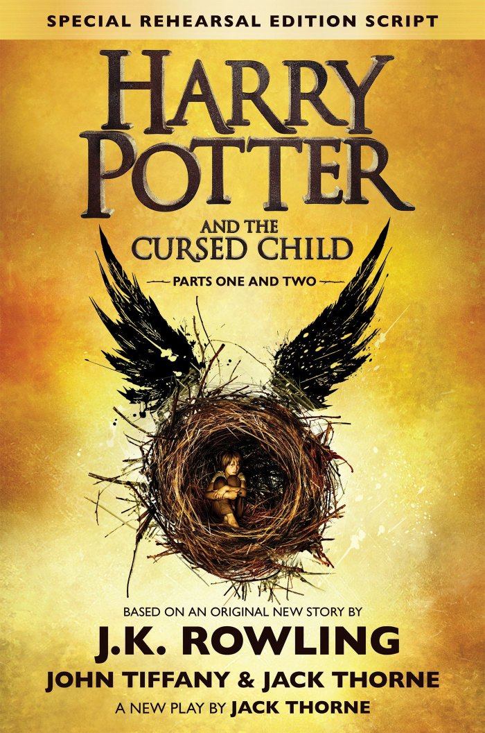 Harry Potter & the Cursed Child – J.K. Rowling, Jack Thorne, John Tiffany